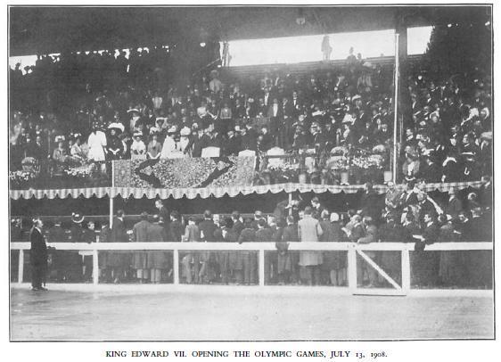 London 1908 Lewisham 39 S Olympic Legacy