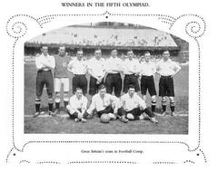 The 1912 UK football team