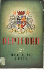 Deptford Official Guide, published 1949