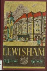 Lewisham Official Guide, published 1948